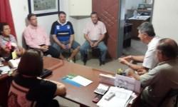 RODRIGO BORLA Y ROBERTO TION JUNTO A INSTITUCIONES DE VERA Y PINTADO Y RAMAYON.