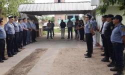 EN SEIS AÑOS EL DEPARTAMENTO SAN JUSTO INCORPORO 37 NUEVOS MOVILES POLICIALES