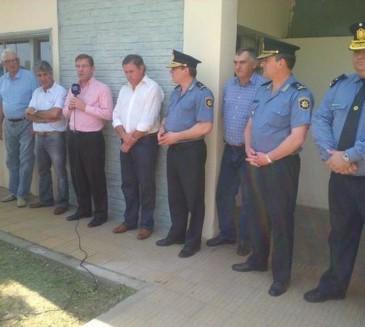 COLONIA DOLORES Y PEDRO GOMEZ CELLO YA CUENTAN CON LOS NUEVOS MOVILES POLICIALES