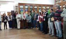 RODRIGO BORLA ENTREGO APORTES POR APROXIMADAMENTE 80 MIL PESOS A INSTITUCIONES DE SAN JUSTO.