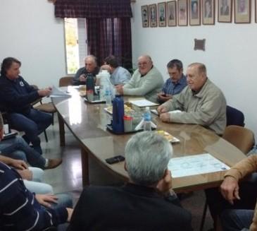 RODRIGO BORLA Y OTROS SENADORES SE REUNIERON CON COOPERATIVAS DEL CENTRO NORTE DE LA PROVINCIA DE SANTA FE.