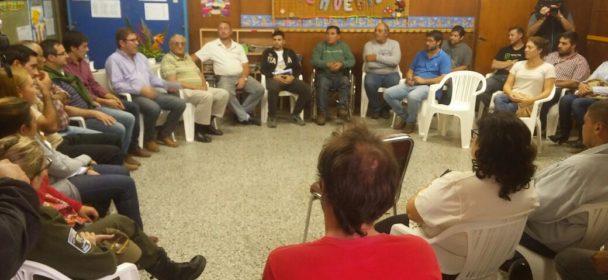 APORTES DEL FONDO DE FORTALECIMIENTO INSTITUCIONAL PARA ENTIDADES SAN JUSTO.
