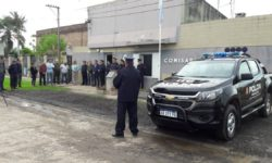 DISTRIBUCION DE LAS NUEVAS UNIDADES MOVILES POLICIALES.