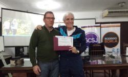 GRAN PARTICIPACION EN EL CAMPUS DE FUTBOL QUE BRINDO EL PROFESOR GERARDO SALORIO.
