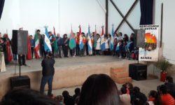 ACTIVIDADES EN LA CRIOLLA QUE HOY FESTEJA UN AÑO MAS DE SU FUNDACION.