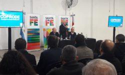 UNA DOCENA DE CLUBES DEL DEPARTAMENTO RECIBIERON FONDOS DEL COPRODE.