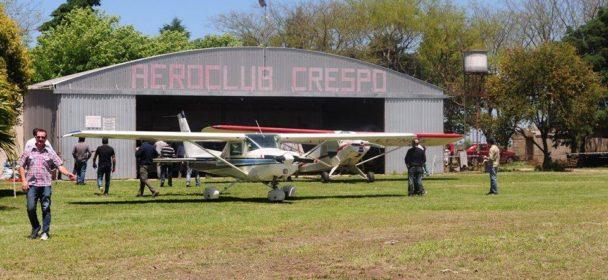 SE REALIZARAN LAS OBRAS SOLICITADAS PARA EL ACCESO AL AEROCLUB DE GOBERNADOR CRESPO.