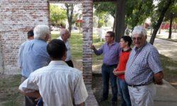 APORTES PARA INSTITUCIONES QUE REALIZAN GRANDES OBRAS EN LA CIUDAD DE SAN JUSTO.