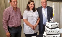 BORLA ENTREGO APORTES DEL FONDO DE FORTALECIMIENTO INSTITUCIONAL EN GOBERNADOR CRESPO.