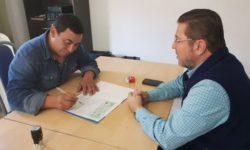 BORLA GESTIONA MEJORAS EN RUTAS Y CAMINOS PROVINCIALES DEL DEPARTAMENTO.