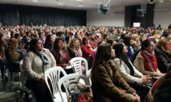 MILES DE PERSONAS LLEGARON A SAN JUSTO PARA PARTICIPAR DE VARIOS E IMPORTANTES EVENTOS.