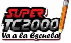 """EL PROGRAMA """"SUPER TC 2000 VA A LA ESCUELA"""" LLEGA A SAN JUSTO."""
