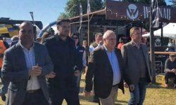 CON LA PARTICIPACIÓN DEL GOBERNADOR DE LA PROVINCIA SE REALIZÓ CON GRAN ÉXITO LA EDICIÓN NUMERO 74 DE LA EXPO RURAL DE SAN JUSTO.