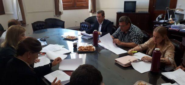 FONDOS POR EMERGENCIA PARA DOS LOCALIDADES DEL DEPARTAMENTO.