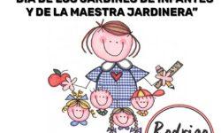 SALUTACIÓN: DÍA DE LOS JARDINES DE INFANTES Y DE LA MAESTRA JARDINERA