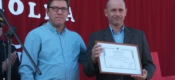 RODRIGO BORLA PRESENTE EN EL 90º ANIVERSARIO DE LA FUNDACIÓN DE LA CRIOLLA.