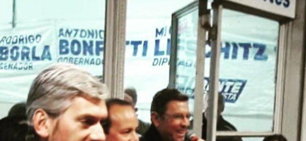 APLASTANTE TRIUNFO DE RODRIGO BORLA EN LAS ELECCIONES GENERALES.