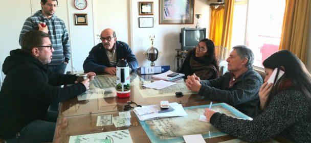 EN SAN JUSTO, RODRIGO BORLA VISITÓ ENTIDADES EDUCATIVAS, DEPORTIVAS, CULTURALES Y DEL ÁMBITO PRODUCTIVO.