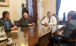 RODRIGO BORLA FUE RECIBIDO POR AUTORIDADES DE LA UNIVERSIDAD NACIONAL DEL LITORAL