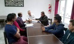 RODRIGO BORLA, PRESENTE DE SUR A NORTE DEL DEPARTAMENTO SAN JUSTO.
