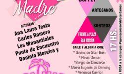 FESTIVAL DÍA DE LA MADRE EN SAN JUSTO!!!