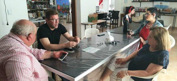 APORTES PARA EL FORTALECIMIENTO DE LAS INSTITUCIONES DEL DEPARTAMENTO SAN JUSTO.