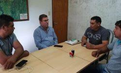 "«ESTAMOS ARMANDO AGENDAS DE TRABAJOS CON CADA PRESIDENTE COMUNAL"""
