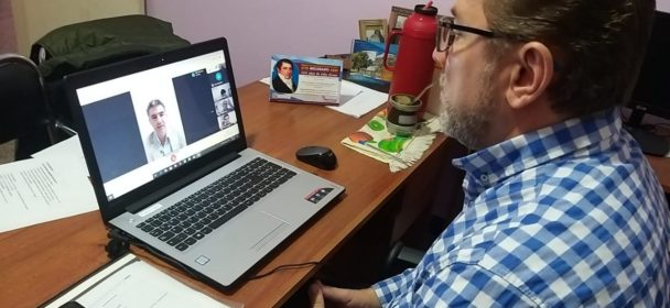 BORLA CONFIRMO APROBACION DE PROYECTOS DE OBRAS MENORES Y EMERGENCIA PARA LOCALIDADES DEL DEPARTAMENTO SAN JUSTO.