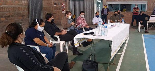 ACUERDO ABSOLUTO EN LA TERCER REUNIÓN DEL COMITÉ DE EMERGENCIA DEPARTAMENTAL CONTRA EL COVID-19.