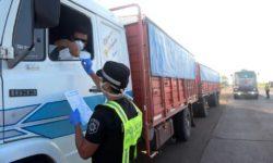 Senadores de la UCR solicitan que se intensifiquen los controles sanitarios y de seguridad sobre los límites de rutas y caminos interprovinciales