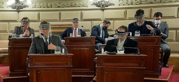 MEDIA SANCIÓN A LA LEY DE PARIDAD DE GÉNERO